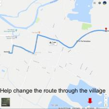 Help Change Google Maps