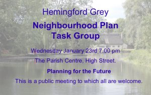 Neighbourhood Plan Task Group