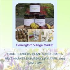 Hemingford Village Market