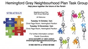 Hemingford Grey Neighbourhood Plan Task Group