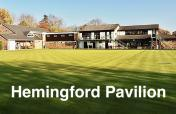 Hemingford Pavilion