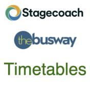 Busway Timetable from 29th March 2020