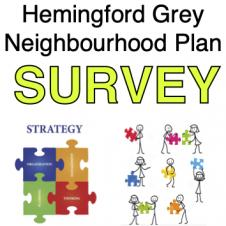 Hemingford Grey Neighbourhood Plan - Residents Survey