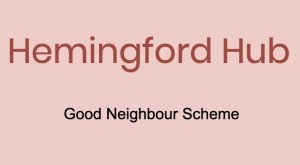 Hemingford Hub - Help at Home
