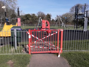 Closure of Play Areas at Daintree Green and Mitchell Close.