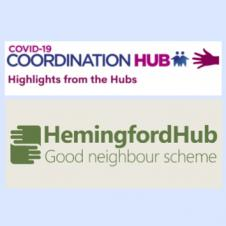 Work of Hemingford Hub Volunteers Recognised in Latest Update