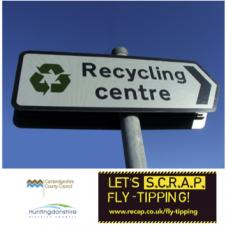 Important Changes to Bluntisham Recycling Centre Use