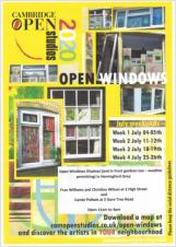 Cambridge Open Studios 2020 - Open Windows