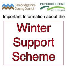 Important Information about the Winter Suppport Scheme