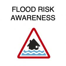 Flood Risk Awareness - heavy rain expected over next 48 hours.